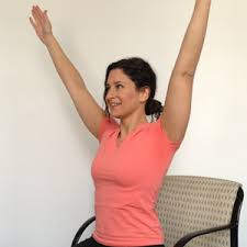 Chair Cardio Exercises 8 Easy Exercises You Can Do Sitting Down Grandparents Com