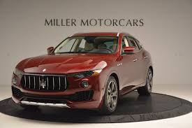maserati levante red 2017 maserati levante s stock 7255 for sale near westport ct