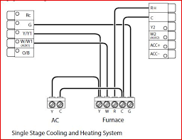 weathertron thermostat wiring diagram periodic tables