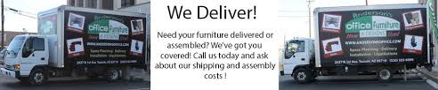 Office Furniture Delivery by Anderson U0027s Office Furniture Great Furniture Great Prices