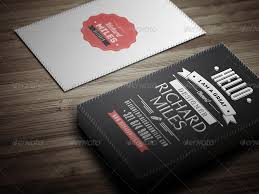 retro business cards 20 best vintage style business cards free