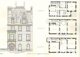 Gilded Age Mansions Floor Plans Floorplans For Gilded Age Mansions Page 2 Skyscraperpage Forum