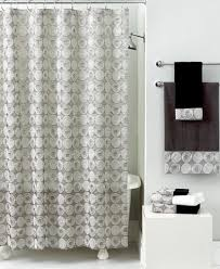 Shower Curtains With Matching Accessories Avanti Bath Accessories Galaxy Shower Curtain Bathroom