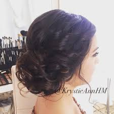 beautiful beachy updo hair www krystieann com venue huracan