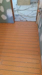 Heated Bathroom Floors A Heated Bathroom Floor Keeps Toes Toasty Manchester Plumbers