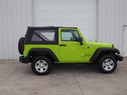green jeep wrangler unlimited green jeep in pennsylvania for sale used cars on buysellsearch