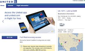 T Mobile Inflight Wifi United Wi Fi Boeing 737 757 787 Inflight Internet Tech Review