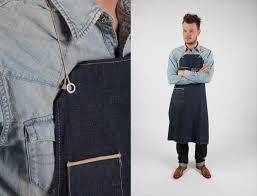 denim apron another something