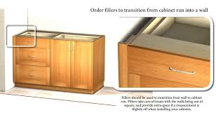 what is a cabinet base filler base cabinet filler