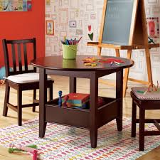 kids table and chairs with storage playroom furnishings cool baby and kids stuff