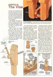 Wood Bench Vise Plans by Best 25 Bench Vise Ideas On Pinterest Workbench Vise Workbench