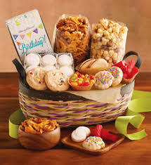 birthday baskets for him unique gifts food gift baskets for men harry david