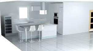 etude cuisine gallery of etude cuisine montpellier 2 cuisine parallele avec ilot