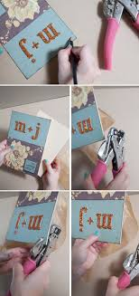 make a photo album how to diy an adorable album to save special greeting cards