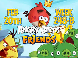 angry birds friends 2017 tournament 248 b on now angrybirdsnest