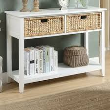 robinwood 3 drawer console table found it at wayfair robinwood console table home pinterest