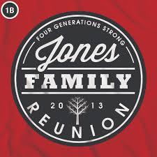 family idea reunion tshirt design family reunion t shirts