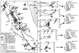 Norcia Italy Map Earthquake Report Italy Earthjay Science