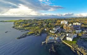 luxury boutique resort in victoria bc oak bay beach hotel