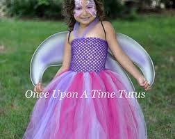 Halloween Costumes 6 Girls Mermaid Tutu Dress Kids Birthday Halloween Costume