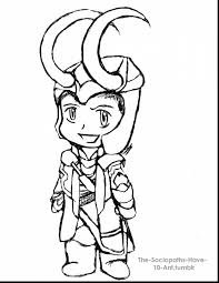 avengers loki coloring page for pages within glum me