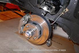 1966 mustang disc brakes front disc brakes spindles suspension pieces photos