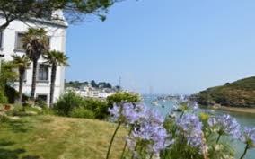 ile en mer chambre d hotes villa pen prad location de chambres d hôtes île en mer
