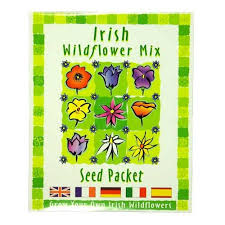 wildflower seed packets wildflower mix seed packet