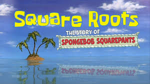 square roots the story of spongebob squarepants encyclopedia