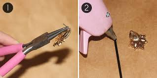 decorative bobby pins make it yourself decorative bobby pins and barrettes more