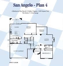 charming ranch floorplans 7 california san diego scripps ranch