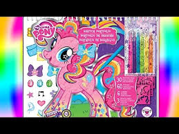 my little pony friendship is magic diamond pony coloring book