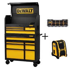 home depot dewalt black friday dewalt 40 in 11 drawer rolling bottom tool cabinet and top tool