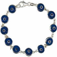 bracelet blue evil eye images Evil eye sterling silver bracelet from turkey jpg