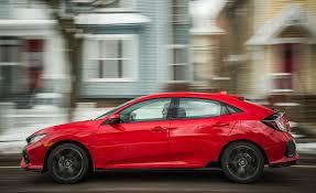 2017 honda civic in depth model review car and driver