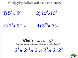 indices fractional indices surds by sukimax teaching resources