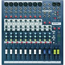 Mixing Table Mixing Console Soundcraft Epm8 No Of Channels 8 From Conrad Com