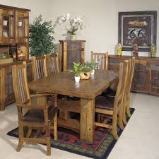 barnwood dining room archives rustic log reclaimed