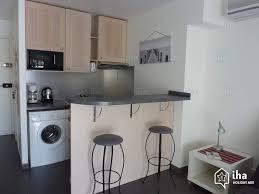 cuisine studio studio flat for rent in beaulieu sur mer iha 48782