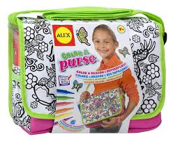 buy alex toys color a purse online at low prices in india amazon in
