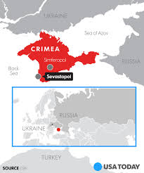 Puerto Rico Crime Map by Crimeans Back Russian Takeover If They Try To Take It Back U0027i