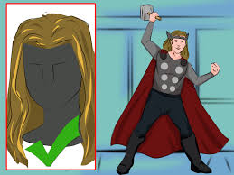 thor costume how to make a thor costume with pictures wikihow