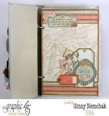 travel photo albums book polly s paper studio