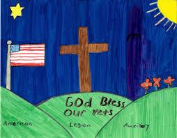 American Legion Flag Poppy Poster Winners American Legion Auxiliary