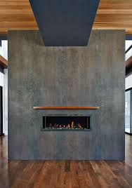 neolith slab matte fireplace grey black spain fox marble