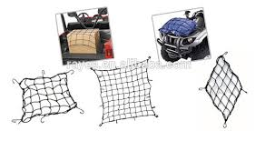 elastic nets elastic cargo nets 4x4 cargo safety net cargo net with hook