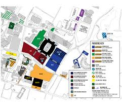 Osu Parking Map University Of Kentucky Official Athletic Site