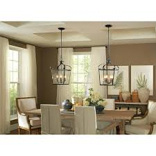 Lantern Dining Room Lights Dining Room Traditional Dining Room Lighting Four Lights Foyer