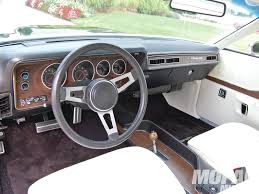 inside of dodge charger 1973 dodge charger recharging a generation rod