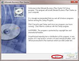 ultimate business plan starter latest version 2017 free download